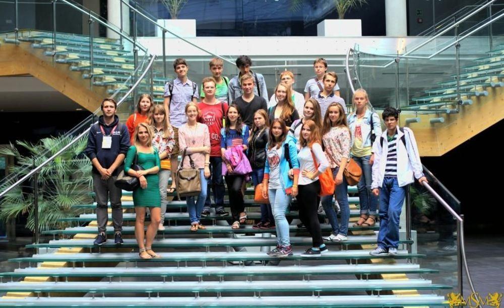 экскурсии в лагере MSM Academy
