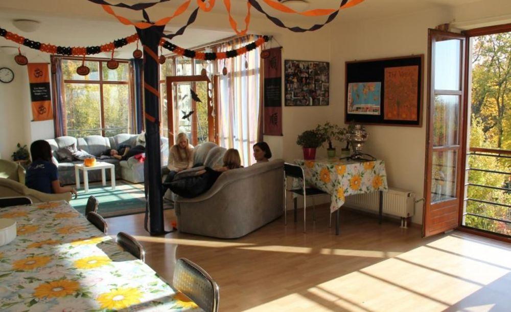 проживание в резиденции Townshend International School