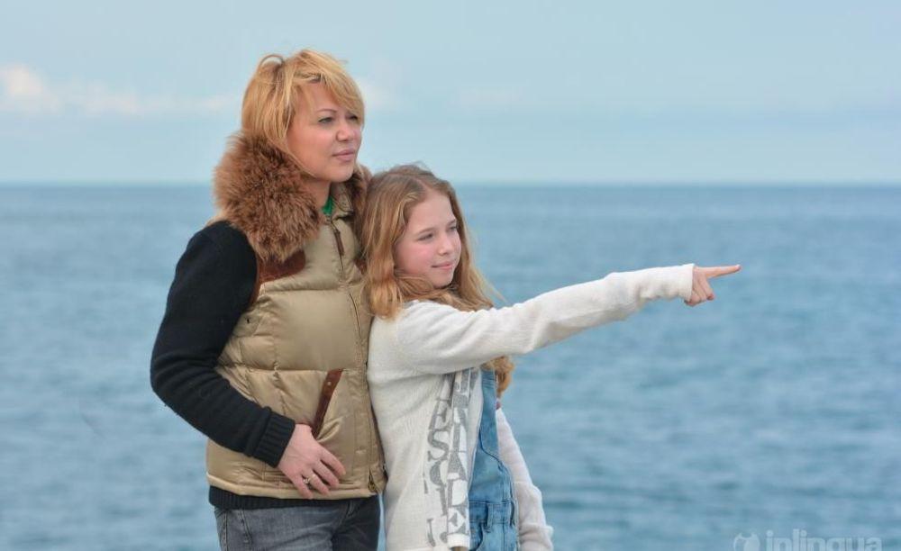 Inlingua Malta на море