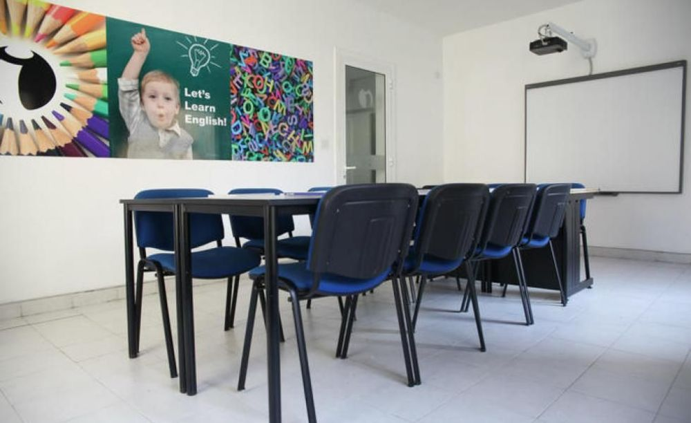 Inlingua Malta учебный класс