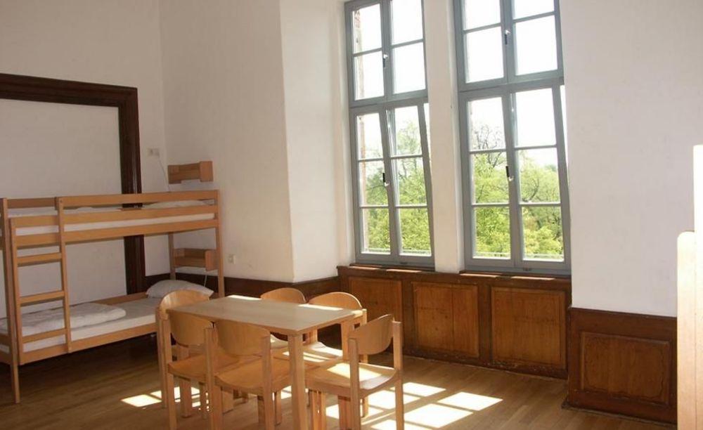 International Projects замок Hohensolms проживание