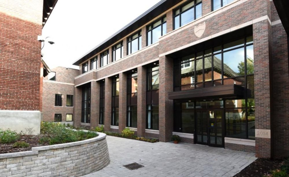 кампус школы Ashbury College