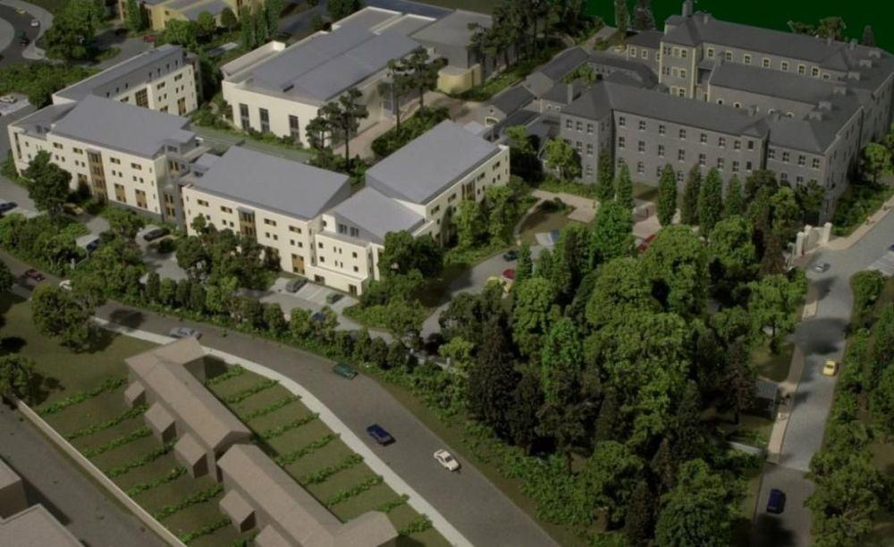 Кампус Marino Institute