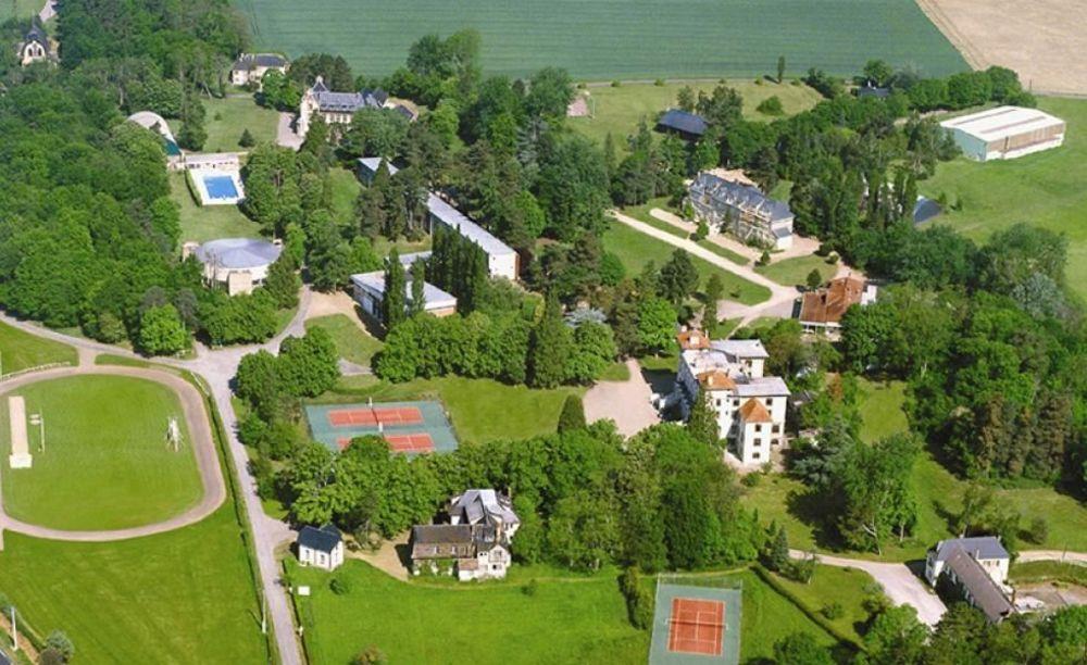 кампус школы Ecole de Tersac
