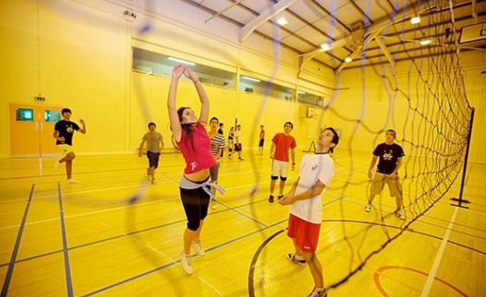 спортивный досуг в лагере Moreton Hall