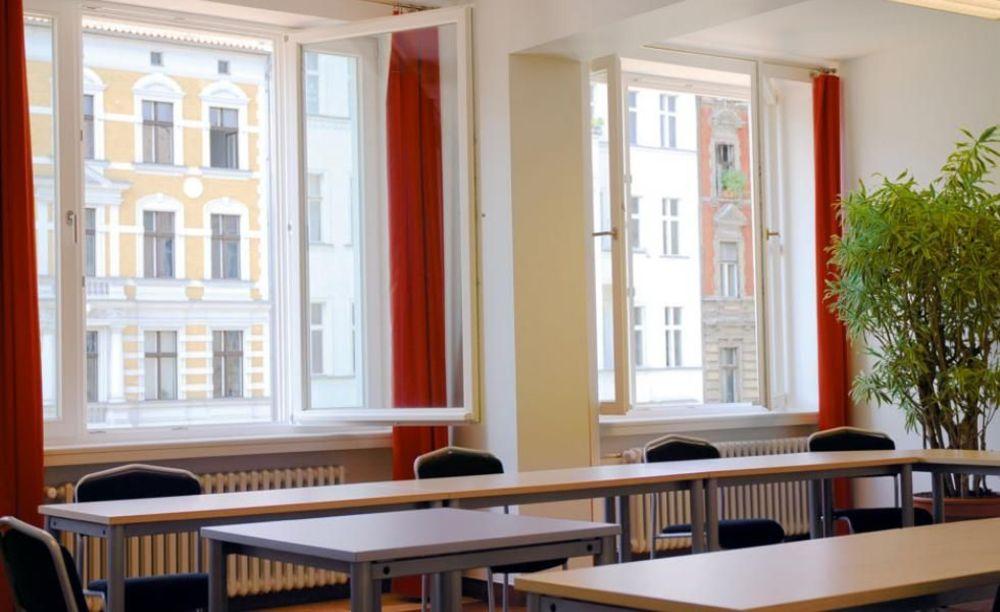 класс в учебном центре GLS Berlin