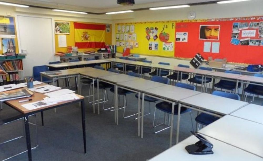 Класс Dean Close School