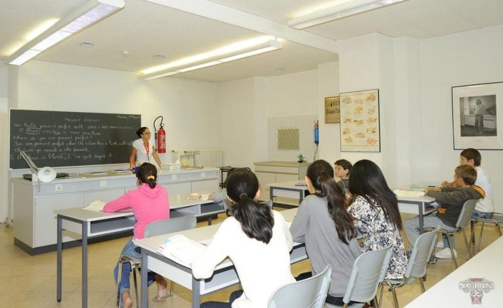 Класс Institut Monte Rosa