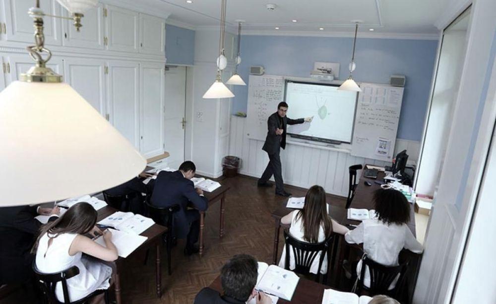 Класс Institute auf dem Rosenberg. Аспект - Образование за рубежом.