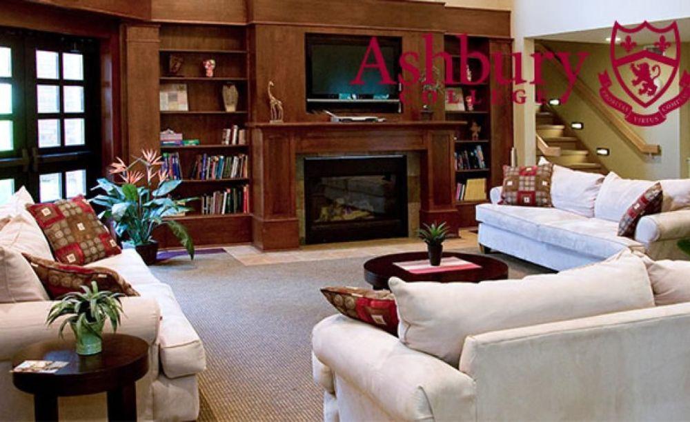 комната в резиденции Ashbury College