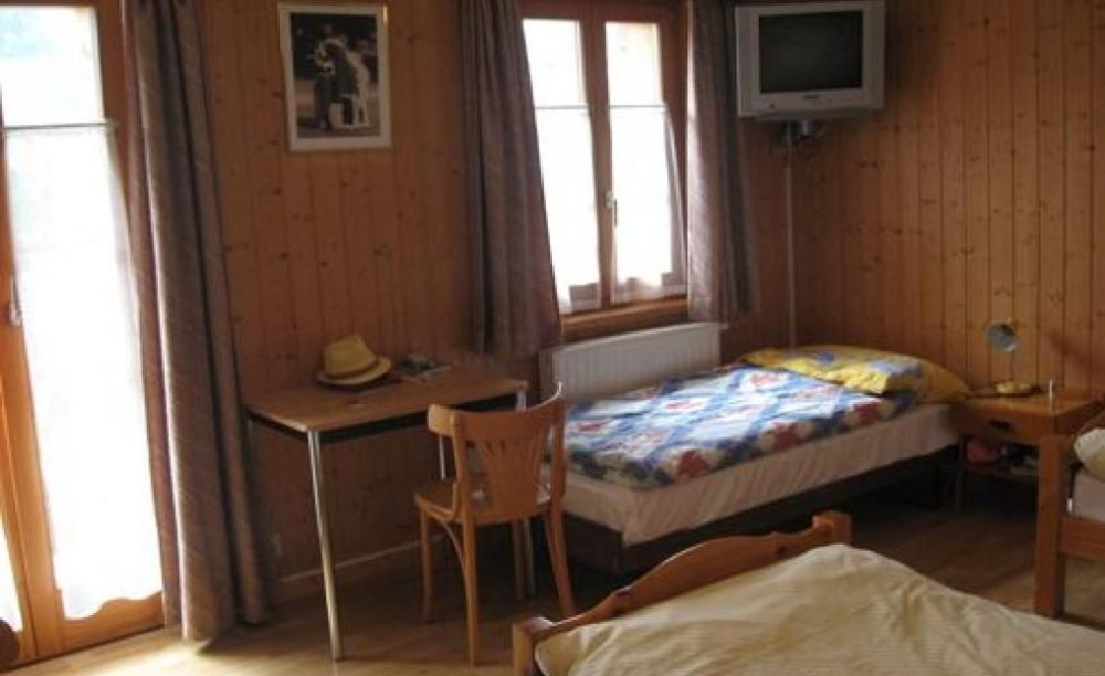 Комната Ecole Nouvelle de la Suisse Romande