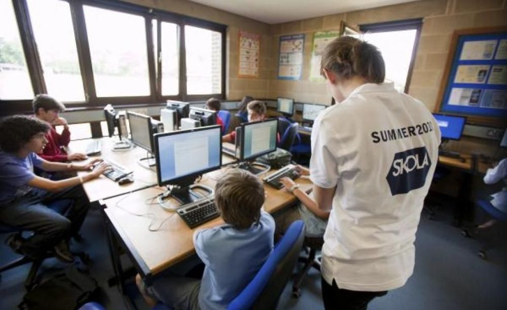 Компьютерный класс Gloucester Gate
