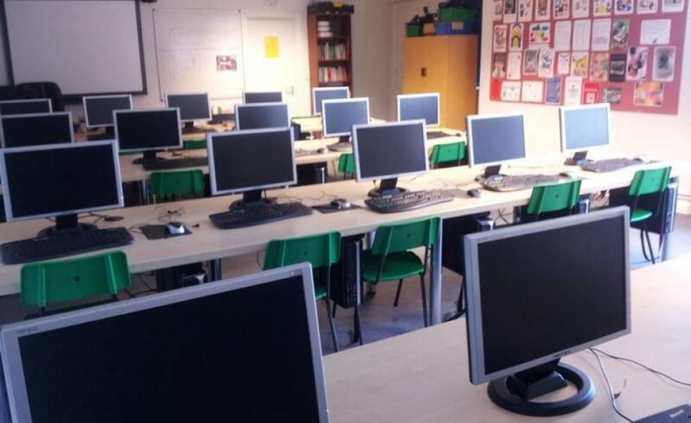 Компьютерный класс King's Hall School. Аспект - Образование за рубежом