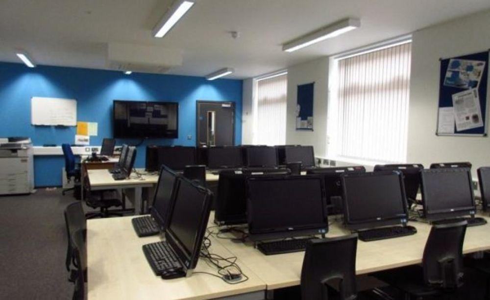 Компьютерный класс The Duke of York's Royal Military School