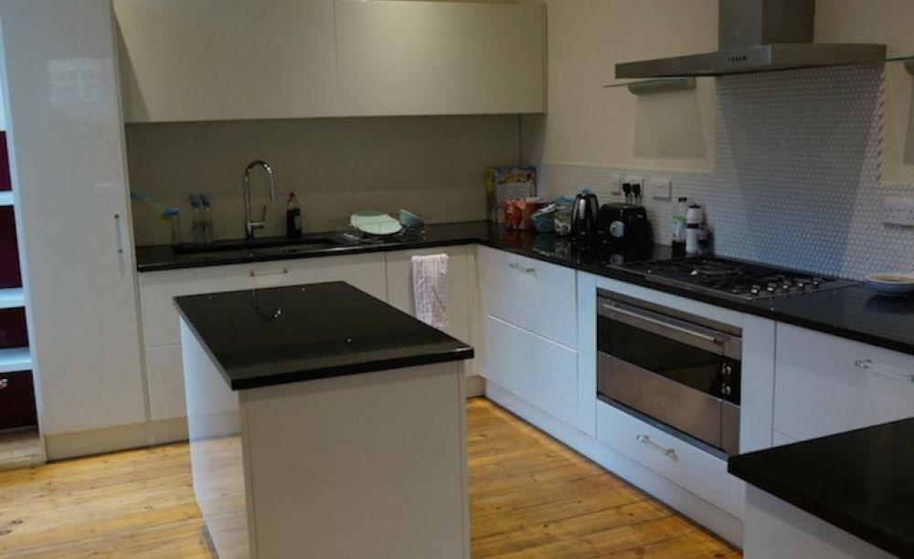 Кухня для студентів Earlscliffe