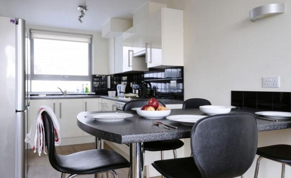 Кухня King's College London. Аспект - Образование за рубежом.