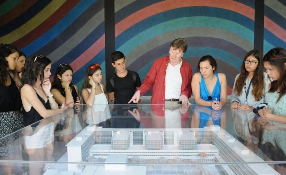 Курс архитектуры и дизайна TASIS Summer School