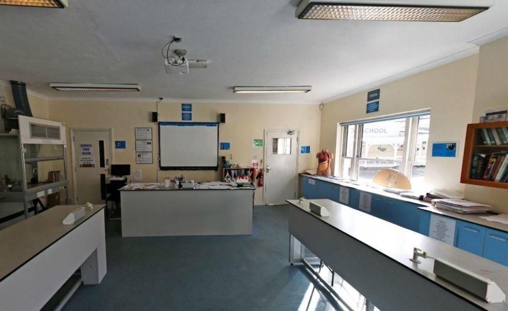 Лаборатория Claremont School