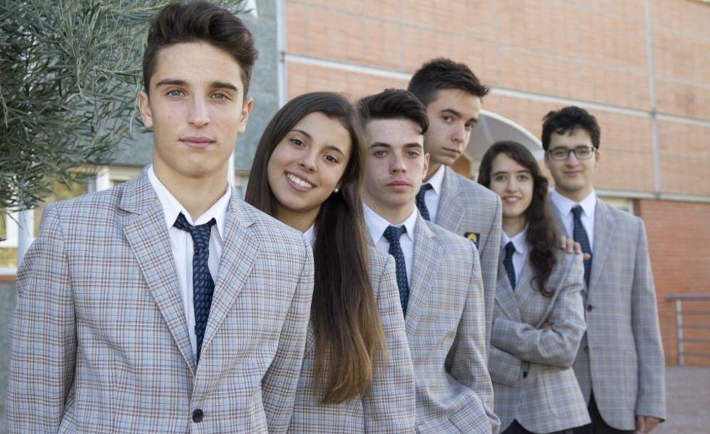 Lady Elizabeth School ученики старшей школы