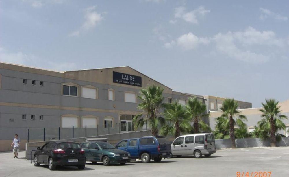 Lady Elizabeth School здание школы