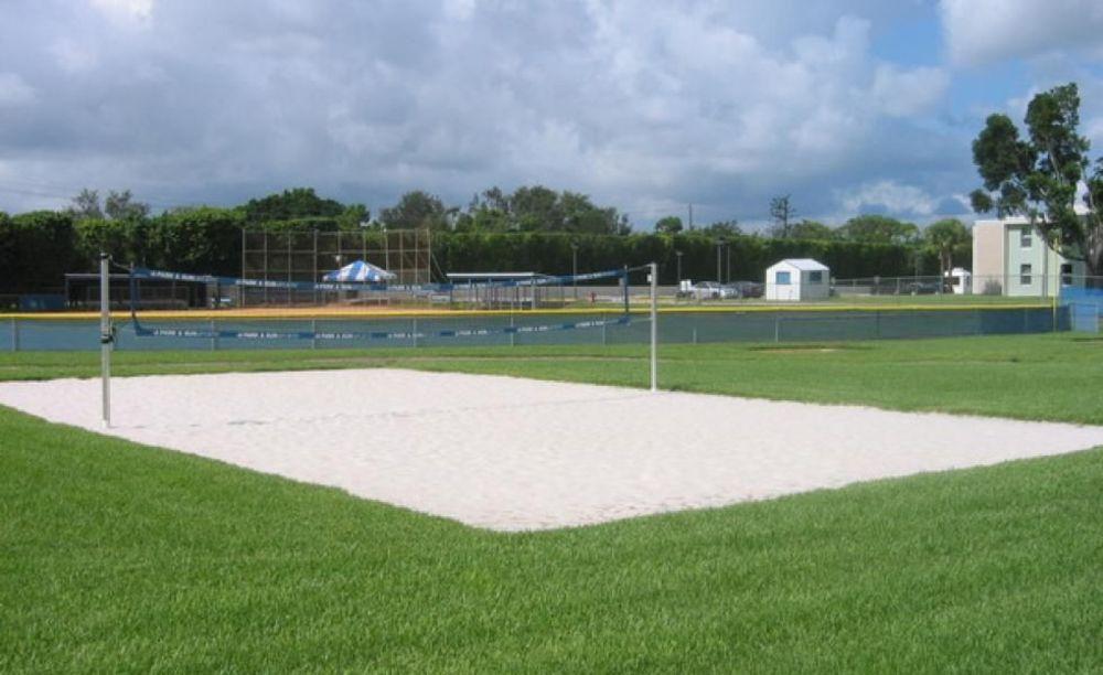 площадка для волейбола LAL Boca Raton