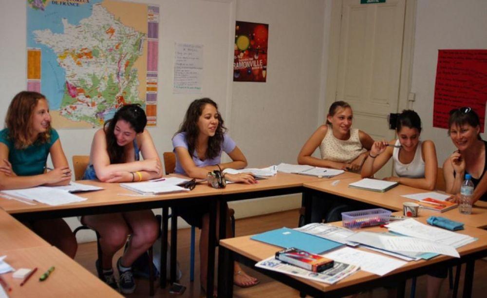 занятия в классе Langue Onze Toulouse