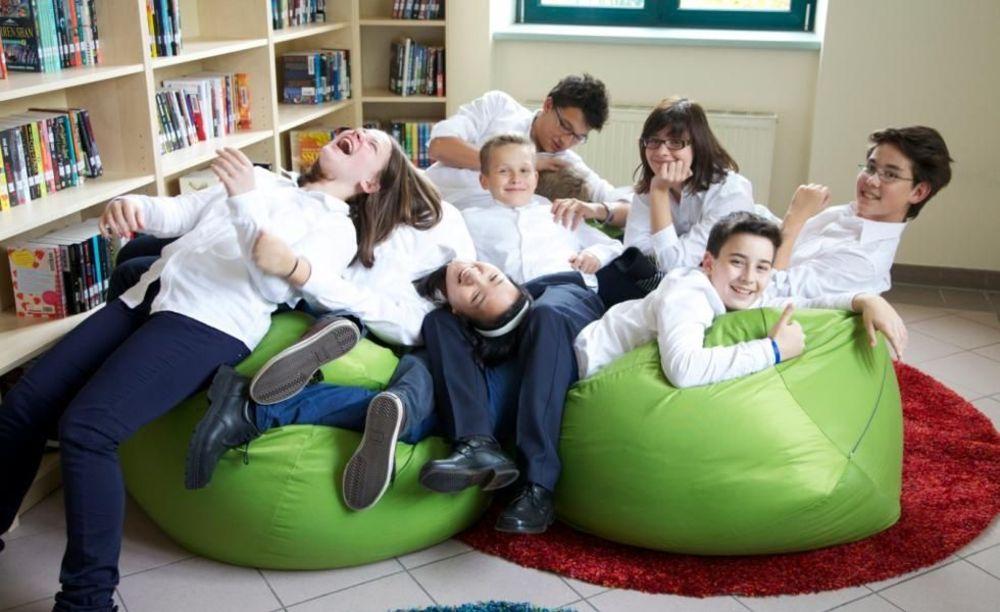 учащиеся Amadeus International School Vienna