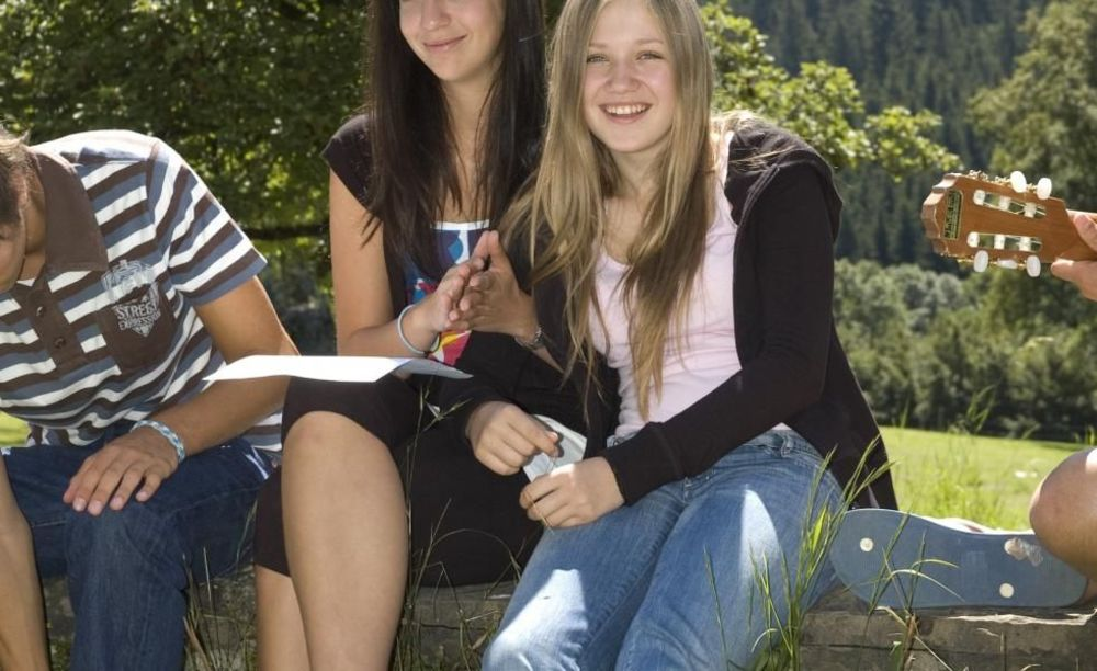 мероприятия в лагере Lindenberg, Humboldt – Institut
