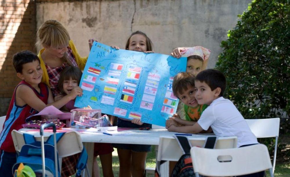 участники лагеря Francisco de Vitoria University (Madrid), Enfocamp