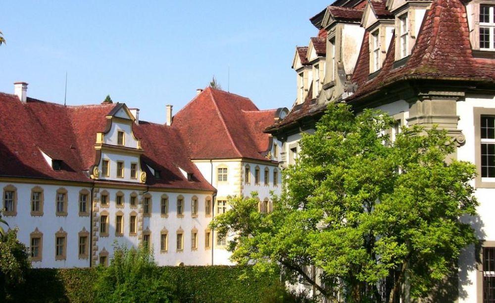 территория школы Schule Schloss Salem