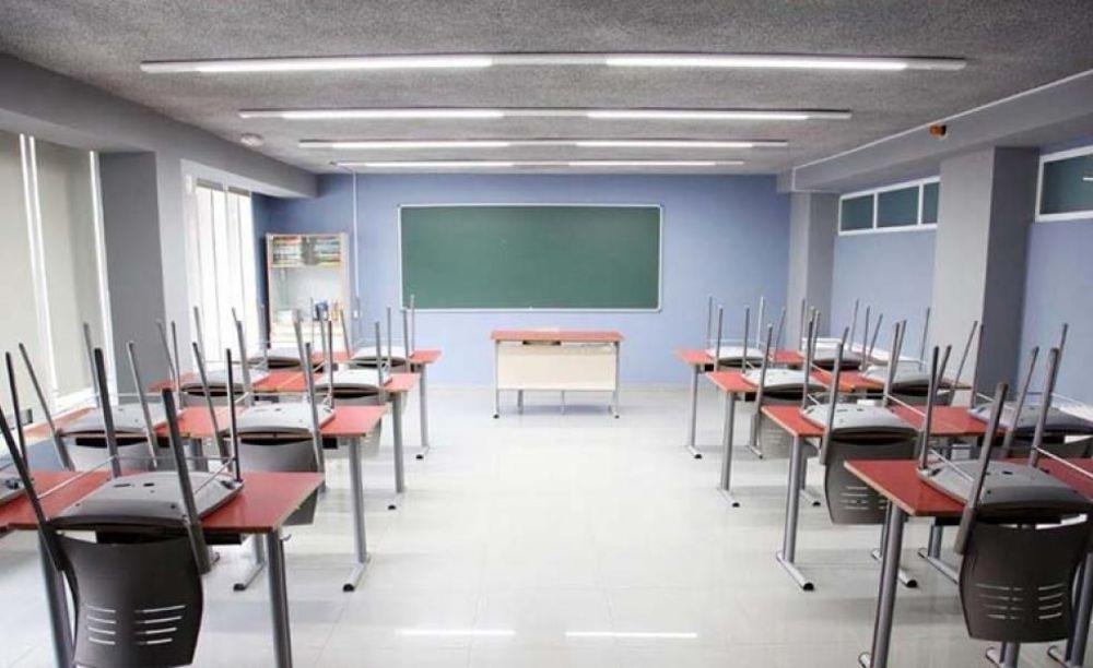 учебный класс в лагере Colegio Unamuno (Malaga), Enfocamp