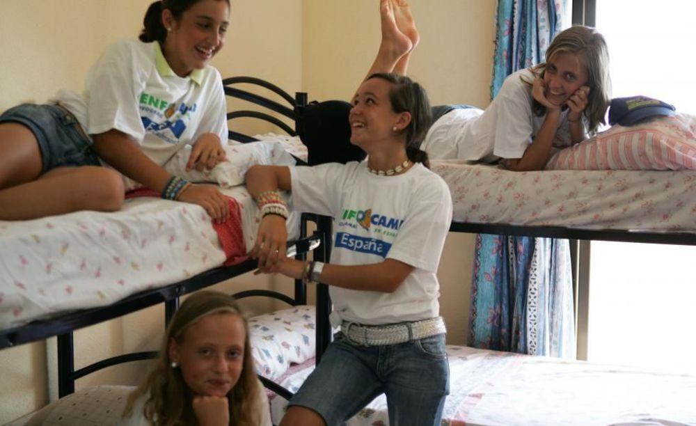 проживание в лагере Marbella Aleman, Enfocamp