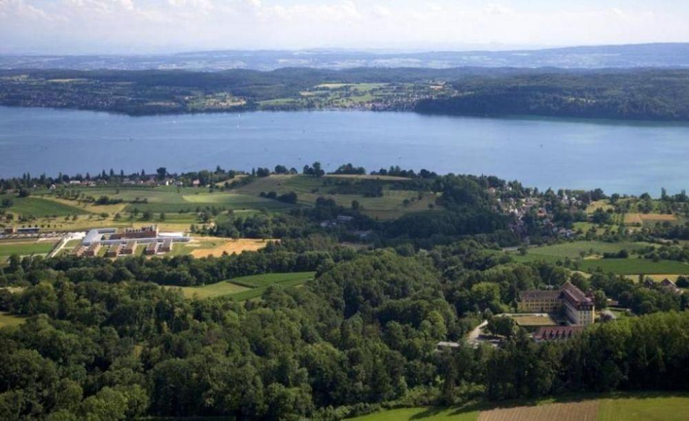 окрестности школы Schule Schloss Salem
