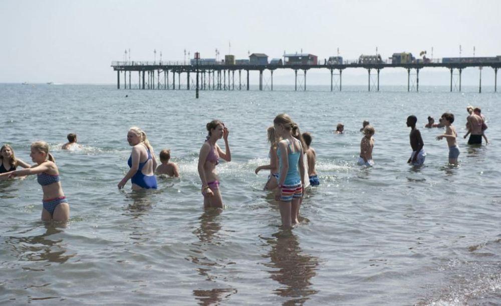 Море Trinity School Teignmouth