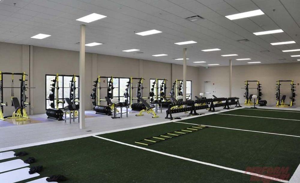 спортзал Montverde Academy