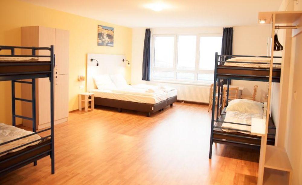 комнаты в резиденции DID Мюнхен