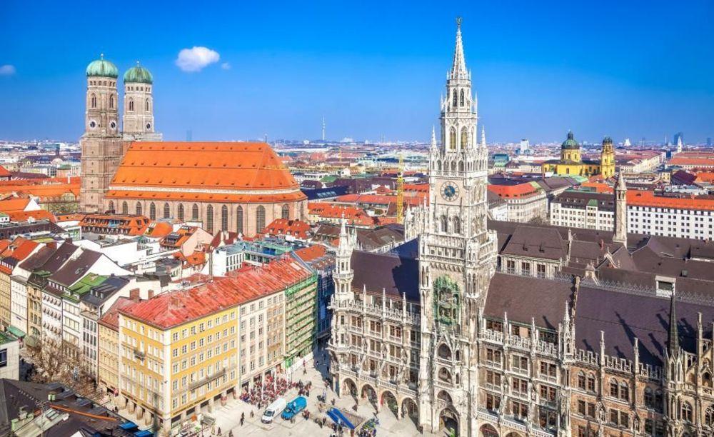 German Language School, достопримечательности Мюнхена