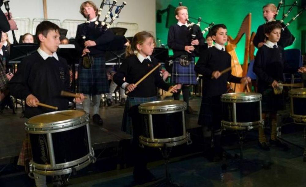 Музыка Gordonstoun School