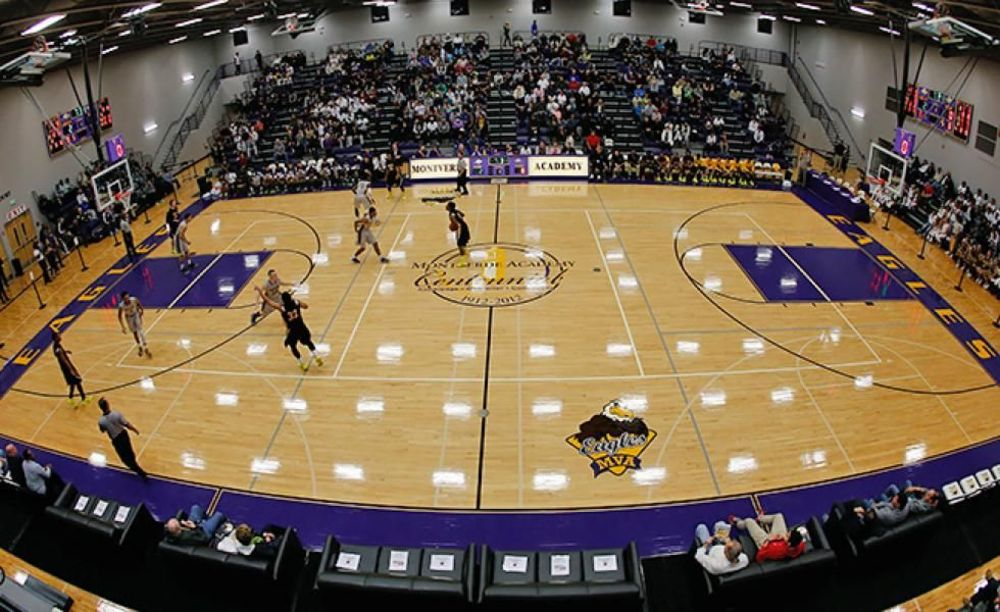 баскетбольная арена Montverde Academy