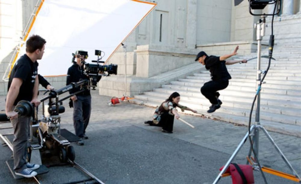 New York Film Academy лагерь процесс создания фильма