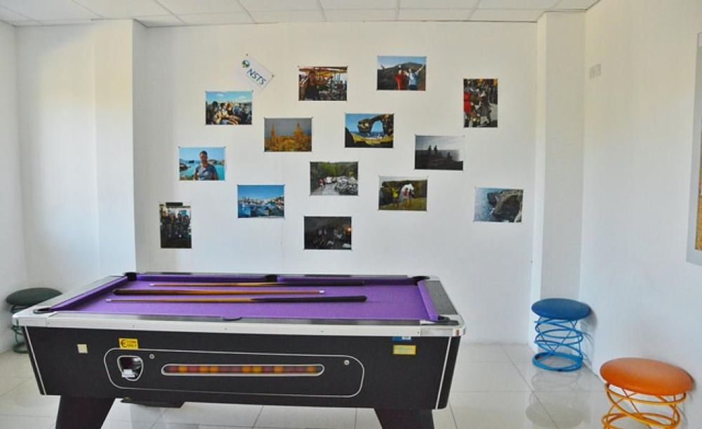 NSTS Malta игровая комната