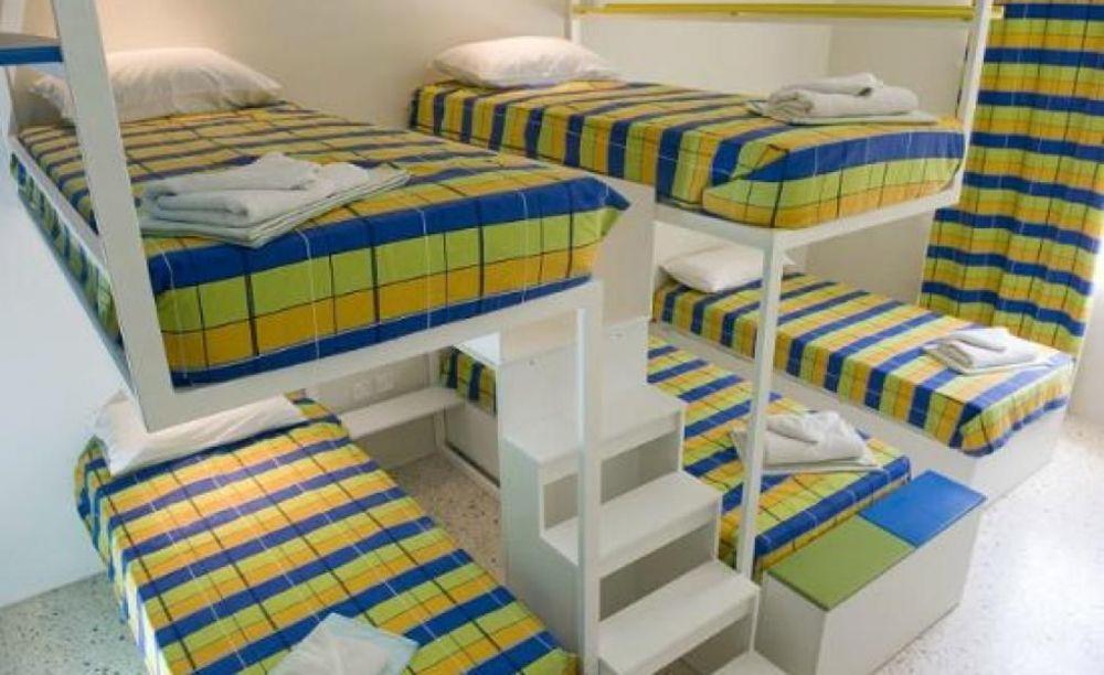 NSTS Malta кровати в резиденции
