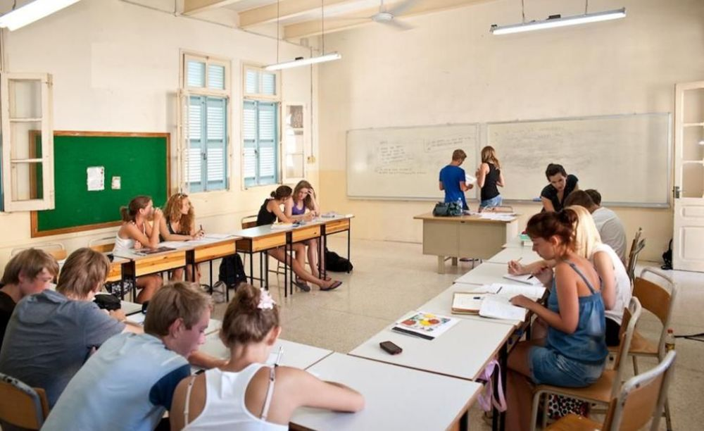 NSTS Malta учебный класс