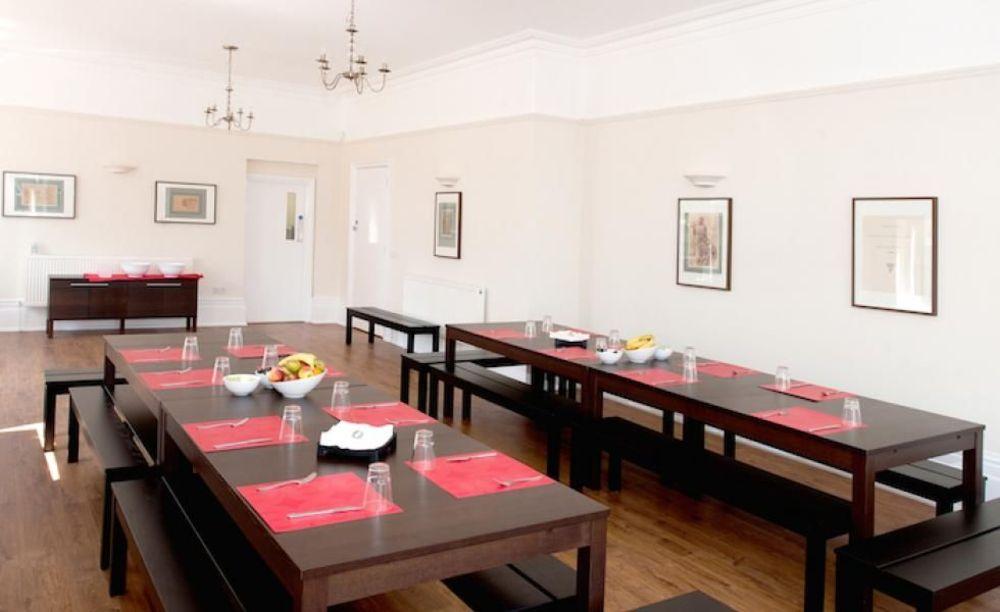 Обеденный зал Earlscliffe