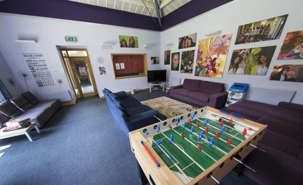 Общая комната Cheltenham College