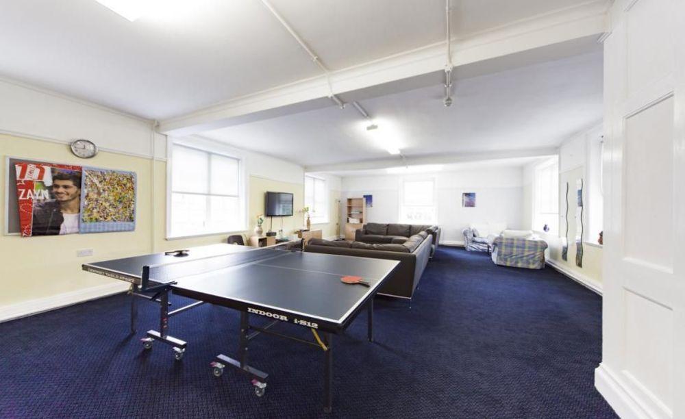 Общая комната Kings Summer Farringtons. Аспект - Образование за рубежом.