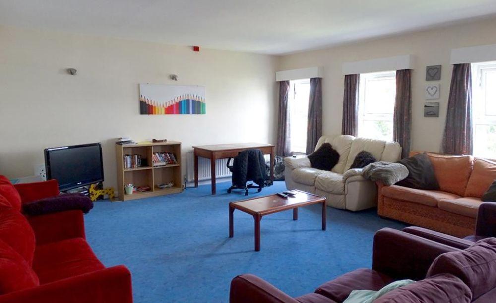 Общая комната Wellington School