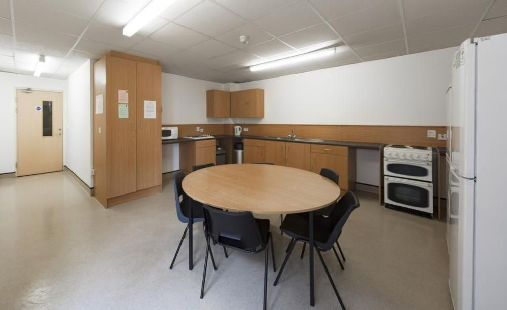 Общая кухня South Bank University. Аспект - Обучение за рубежом