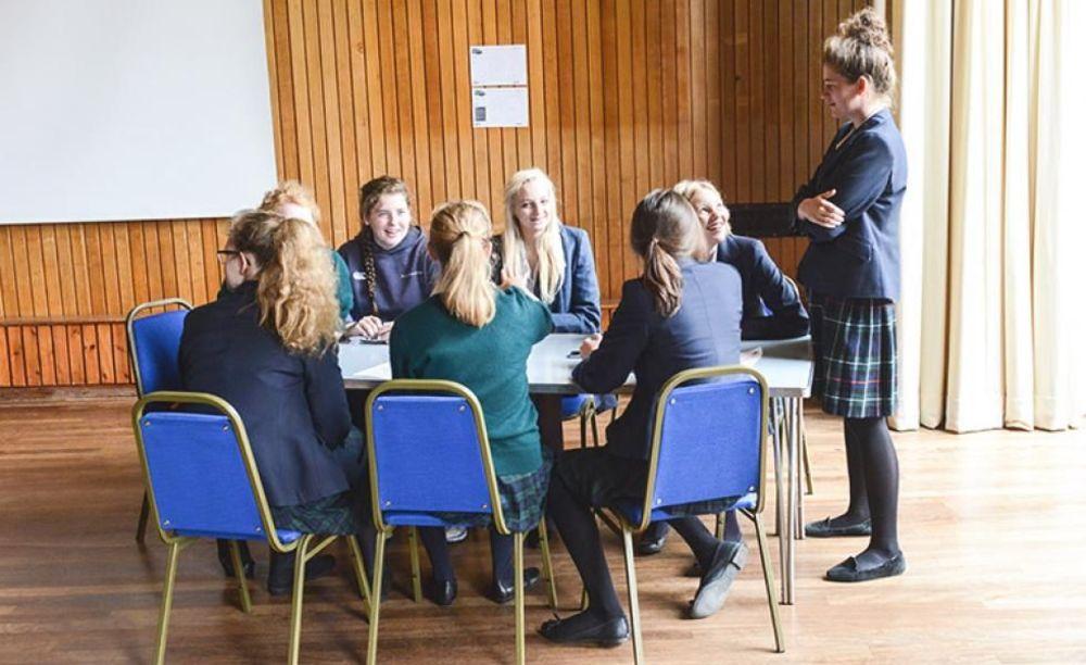 обучение в Kilgraston School