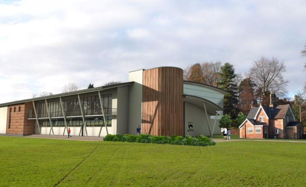 кампус Oswestry School